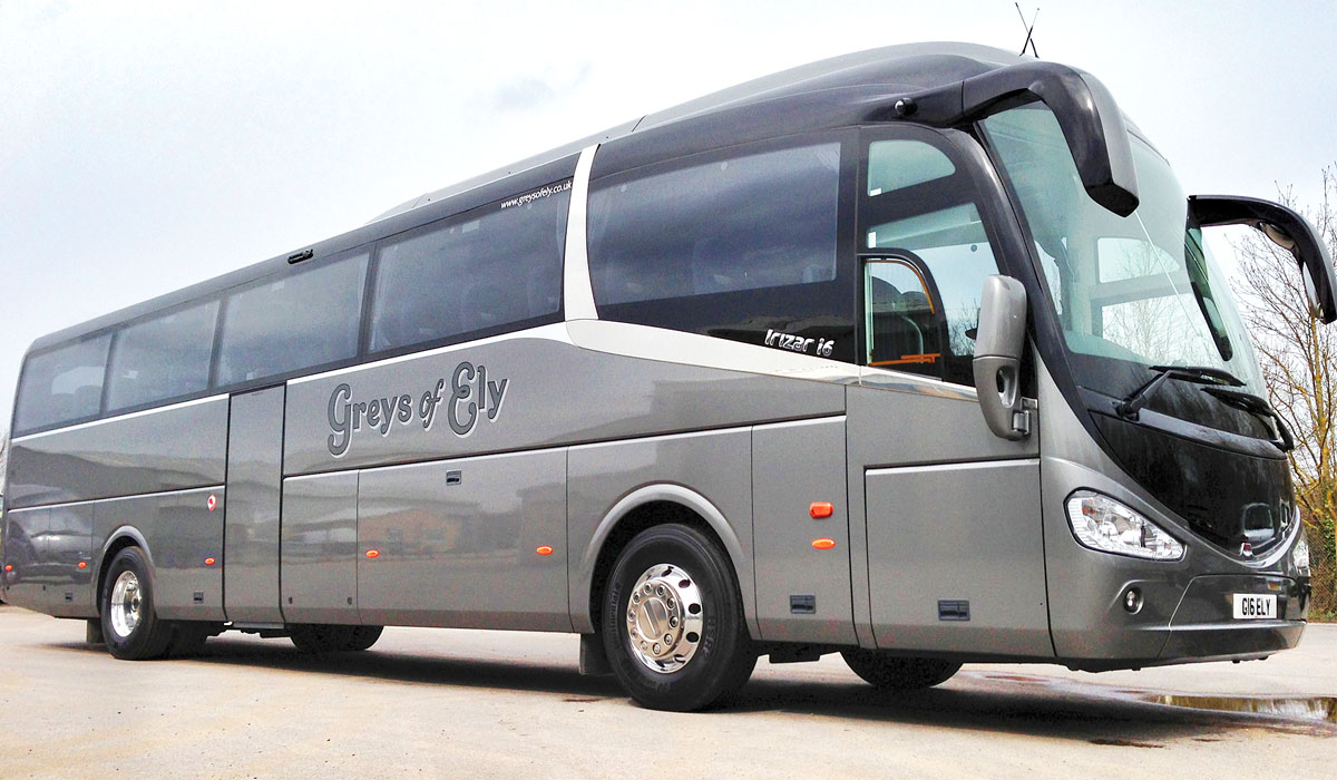 First Daf Integral I6 For Grey S Bus Amp Coach Buyer