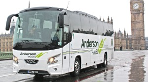 Anderson Travel turns 25