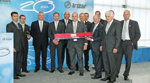Scania and Irizar celebrate 20 years in the UK