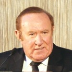After dinner speaker, Andrew Neil