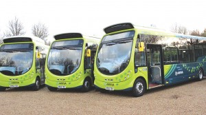 Induction charged electric Streetlites launched in Milton Keynes