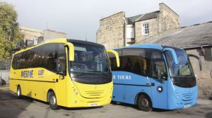 HAGGiS Adventures and Highland Explorer Tours – Radically different coach touring