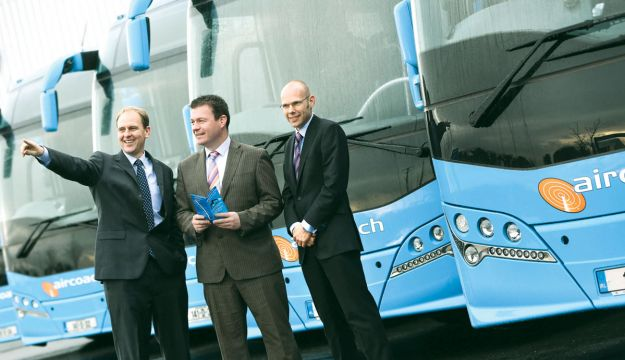 Aircoach invests €3m in ten coaches