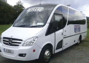 Butlers Buses expects to save £6,800 per annum with Fleetmatic's telematics system