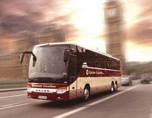 Epsom Coaches Group has implemented GreenRoad's telematics system