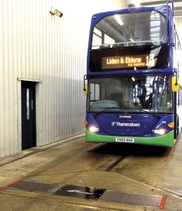 Thamesdown has had the WheelRight tyre pressure monitoring system installed