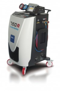 The Texa 760R BUS for air conditioning system maintenance is available from JAVAC