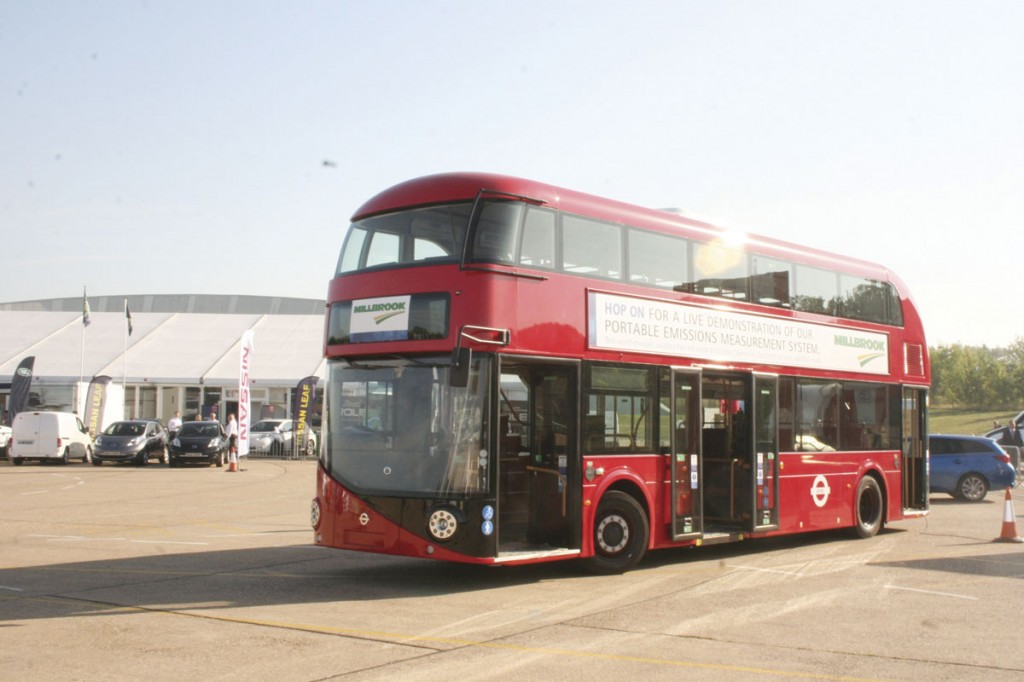 The NBfL is exemplary of Wrightbus's focus on green buses