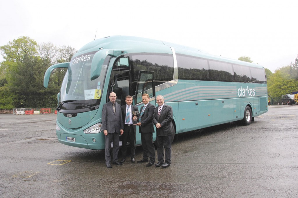 Clarkes of London took home the Irizar Trophy with this new i6 integral
