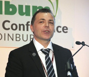 Ian Craig, Chief Executive, Transport for Edinburgh
