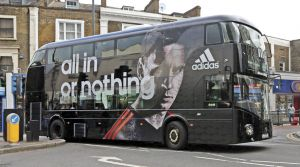 World Cup Routemasters for London
