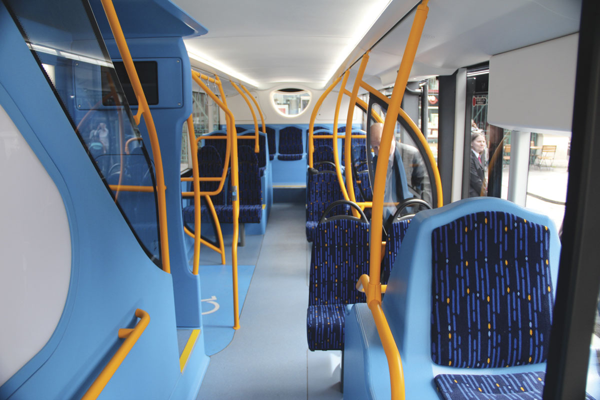 Optare Metrodecker Launch Bus Amp Coach Buyer