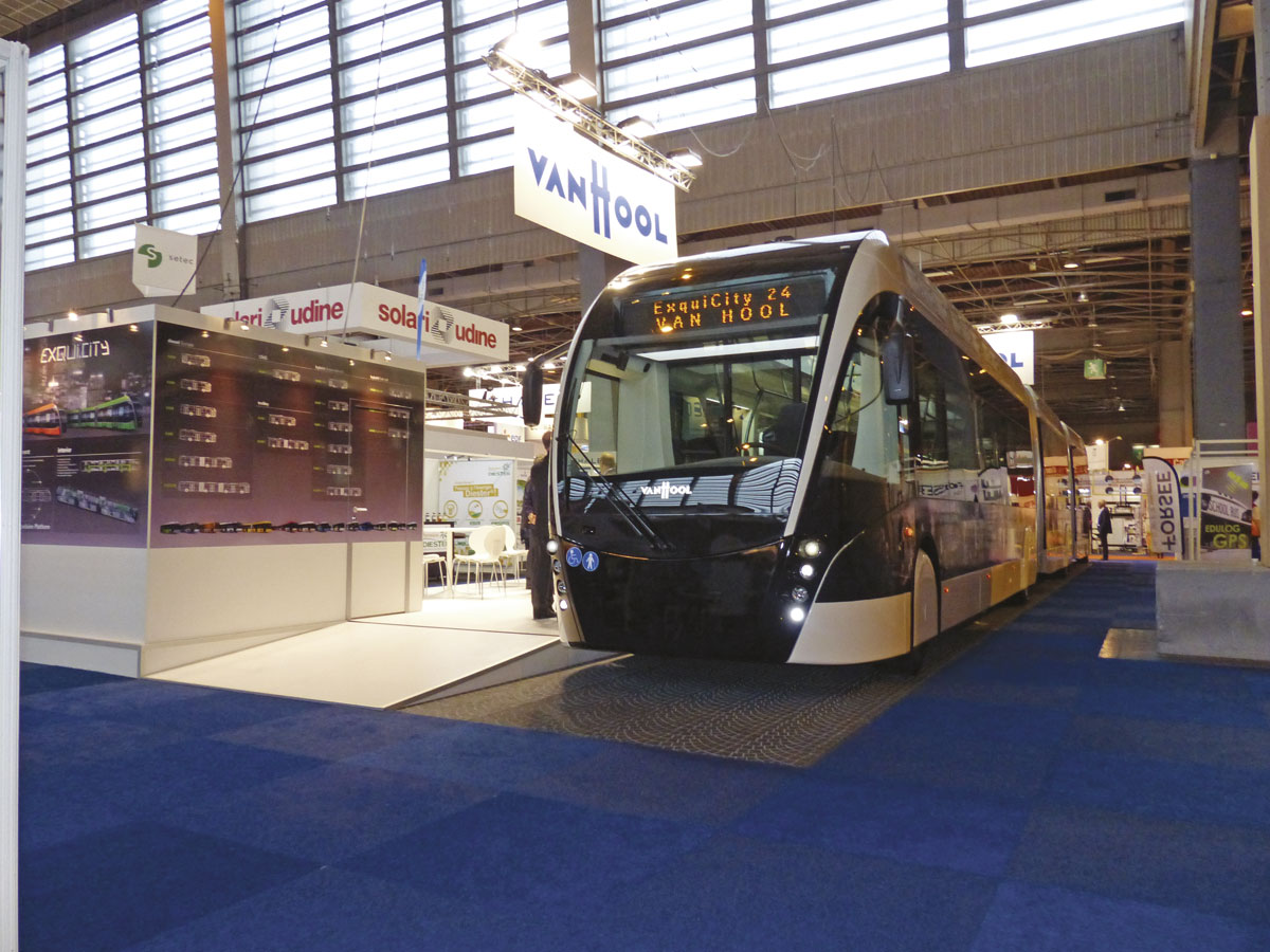 Transports Publics 2014 France Invests In Public