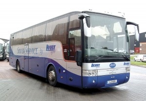 Another coach for sale from John Hill Coach Sales is this 08 DAF SB4000 T9 Euro5