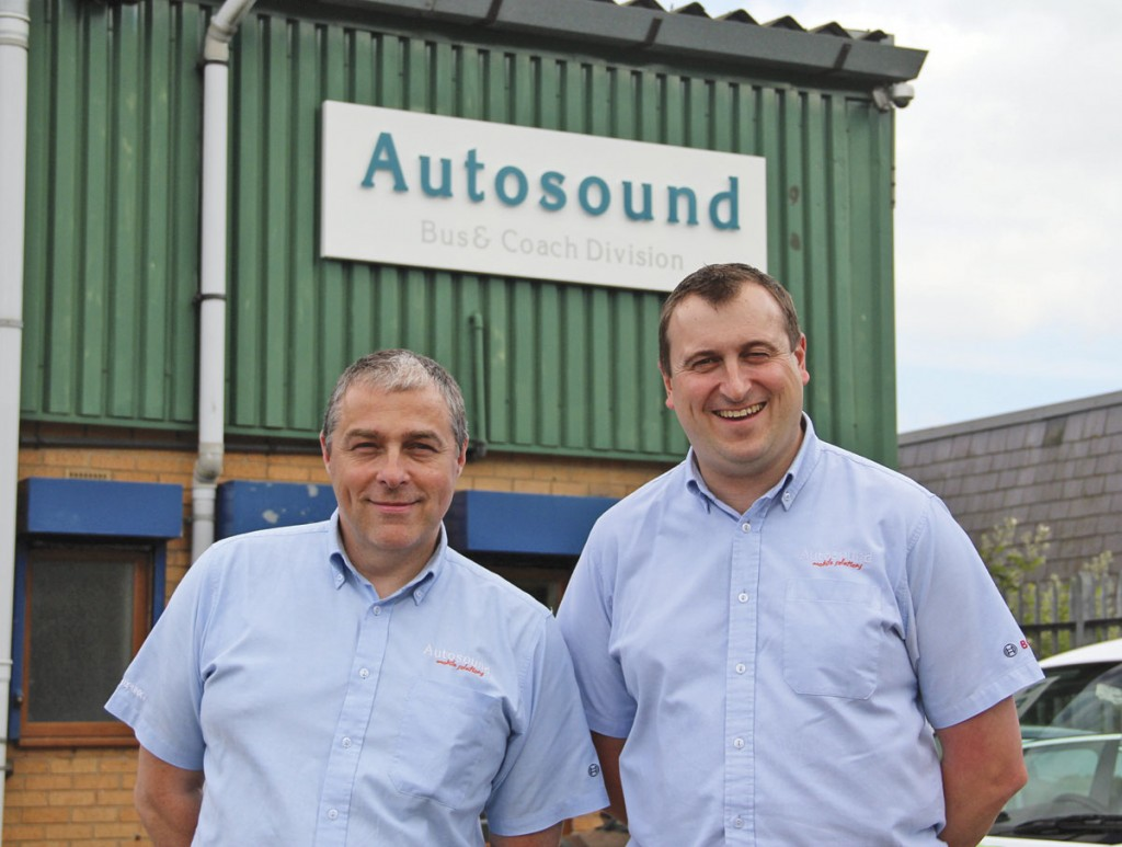 Autosound Directors, Keith Ellis and Lee Fergus