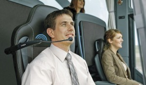 Autosound can supply anything from a microphone to a full in seat entertainment system