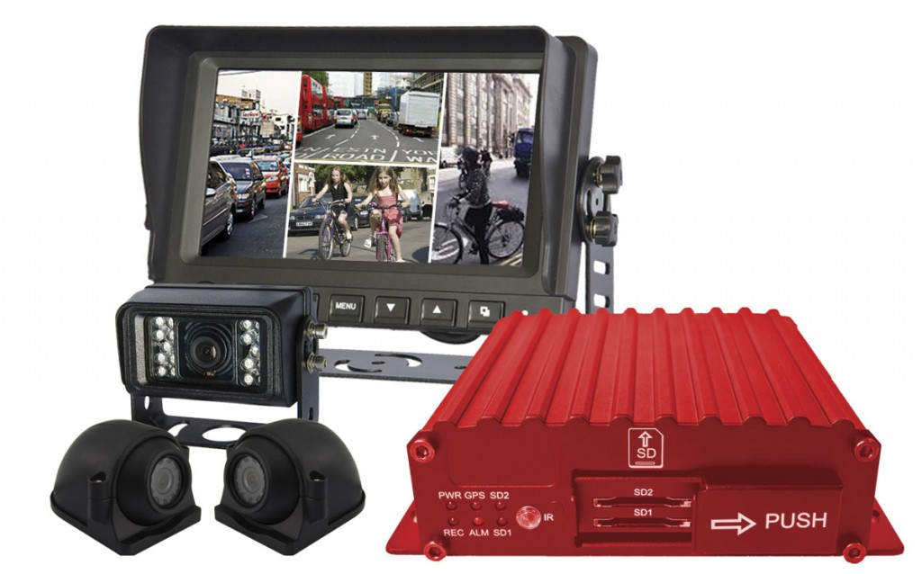 Centrad's new RedCam system