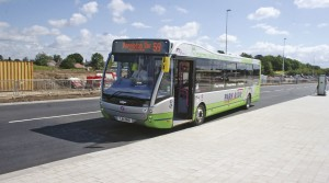Electric Versas for York – First operating six Optare Versa EVs on new Park and Ride