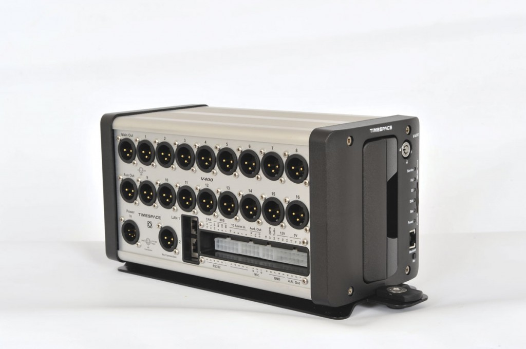 Timespace Technology's V400 recorder
