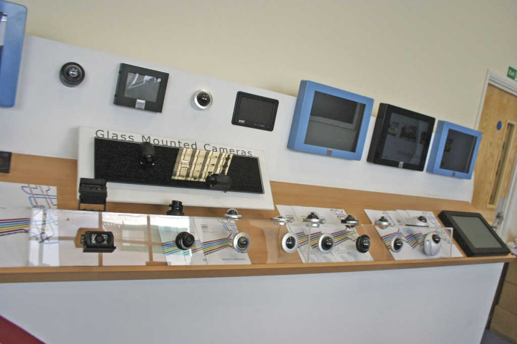 An array of equipment available from 21st Century. The company is currently pushing for more integration of onboard and back office devices