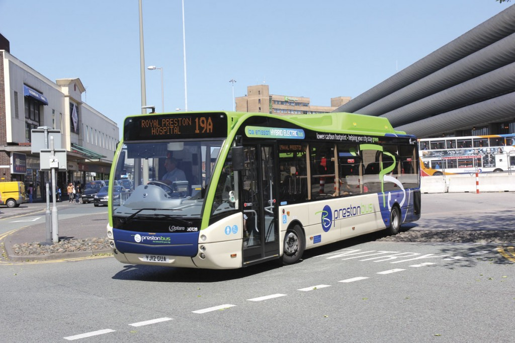 One recent EcoManager user is Preston Bus. So impressed was the operator that Rotala has decided to roll the technology out across all its operations