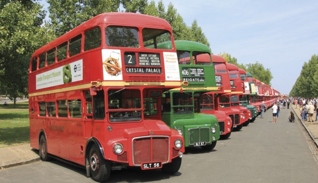 Routemaster sought