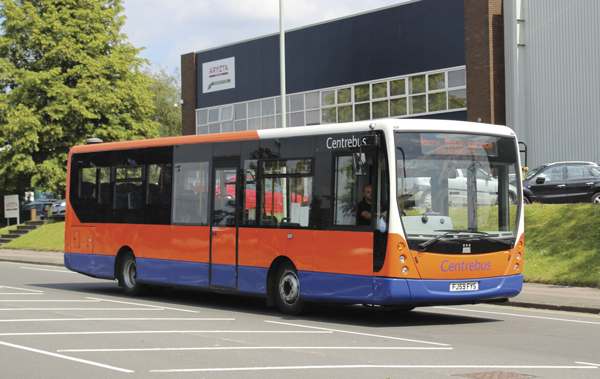 Centrebus In Luton Amp Dunstable Achieving A Lot With A