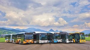 Bus Euro Test 2014 – In Pictures