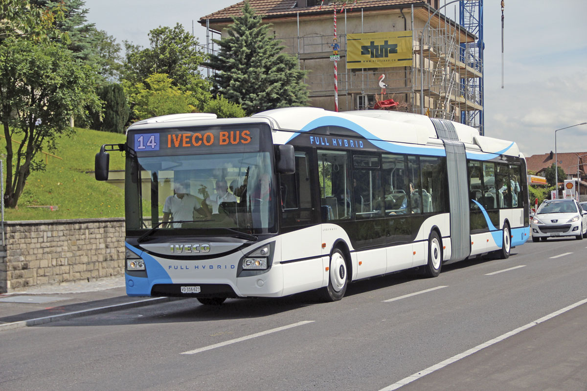 Iveco Urbanway Full Hybrid