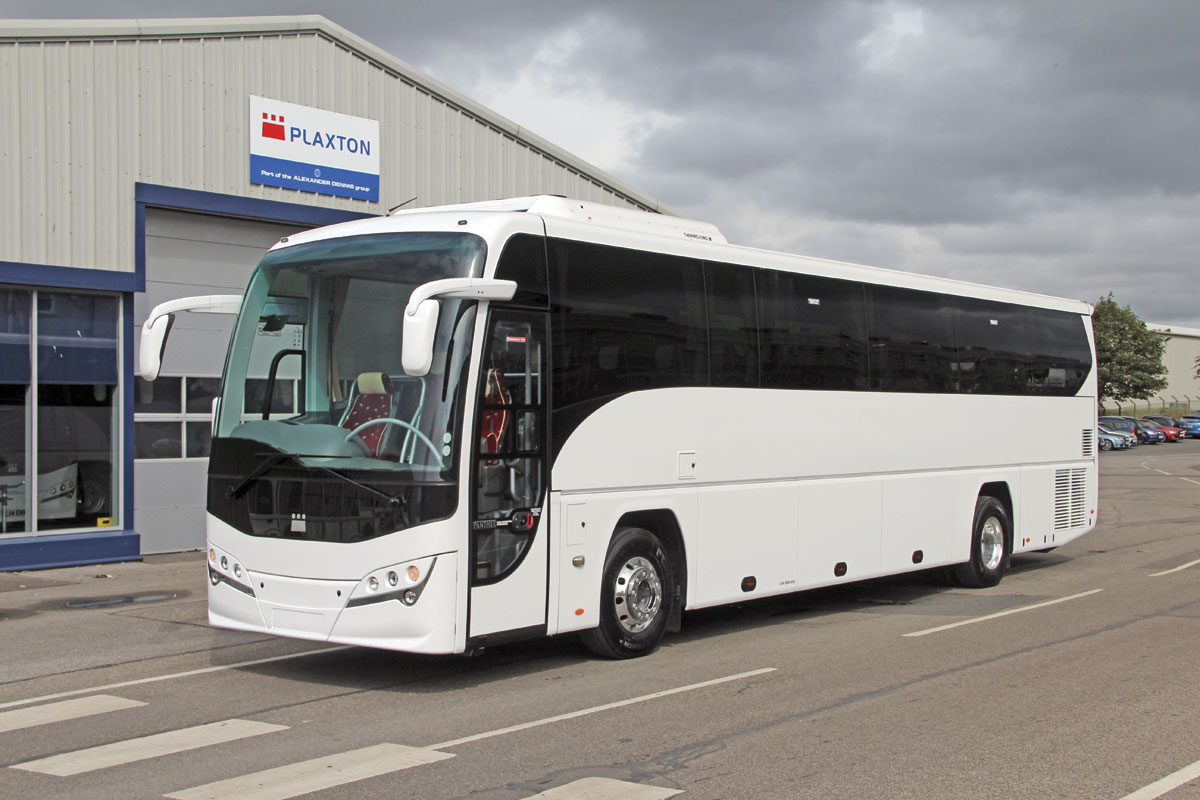 Volvo B11r Euro6 Plaxton Panther 3 Bus Amp Coach Buyer