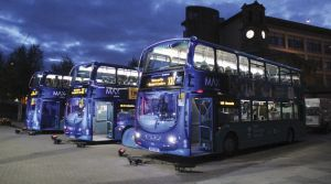 If you want good buses, you need fewer cars