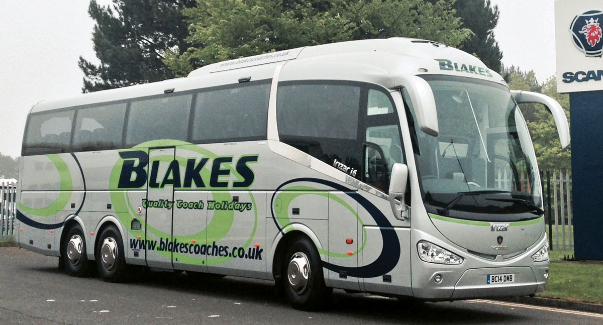 Scania Irizar I6 For Blakes Bus Amp Coach Buyer