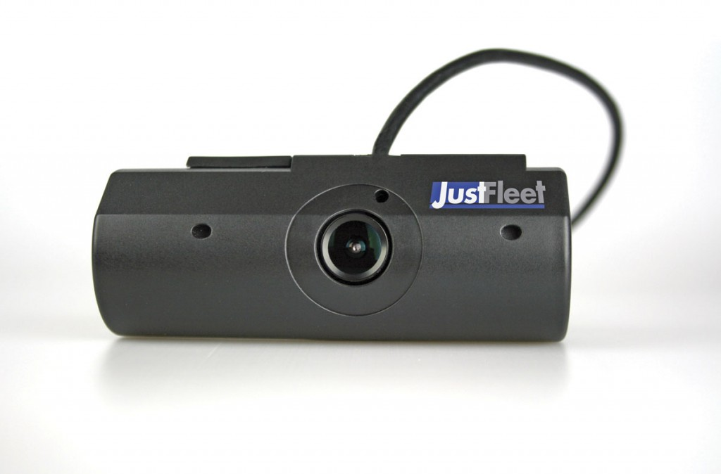 One of Just Fleet's 3G cameras