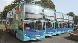 Jewel in Arriva Southern Counties' crown