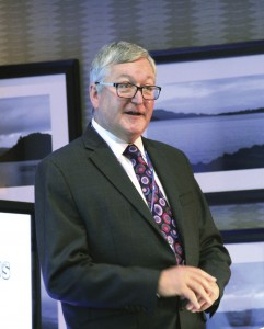 Fergus Ewing, Minister for Energy, Enterprise & Tourism.