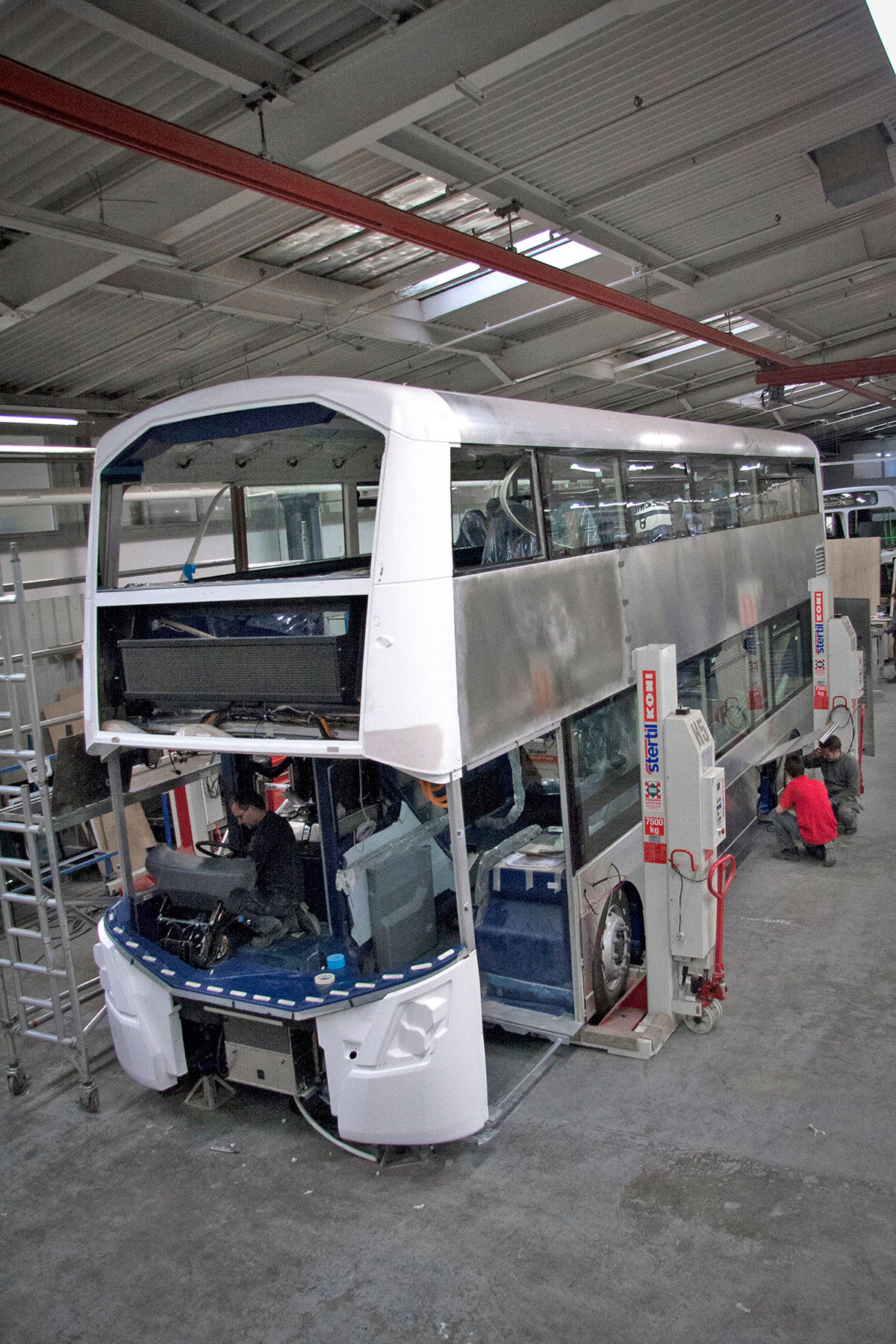 New Look For Wrightbus Bus Amp Coach Buyer