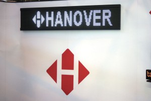 A new logo and branding was launched by Hanover