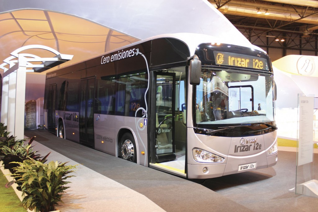 Irizar i2e electric bus