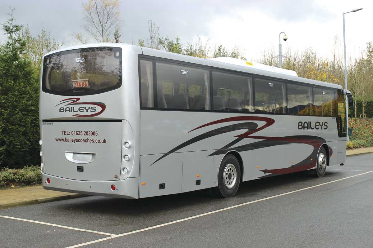 MOBIpeople have succeeded in creating a local coach look