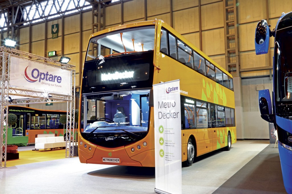 Optare MetroDecker single door