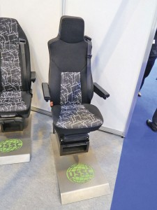 USSC driver's seat from STE