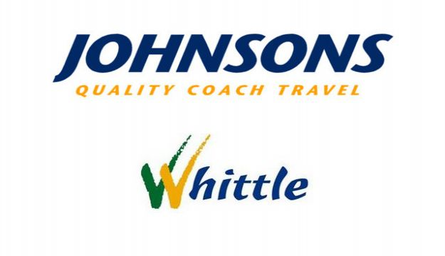 Johnsons to acquire Whittles' coach operation