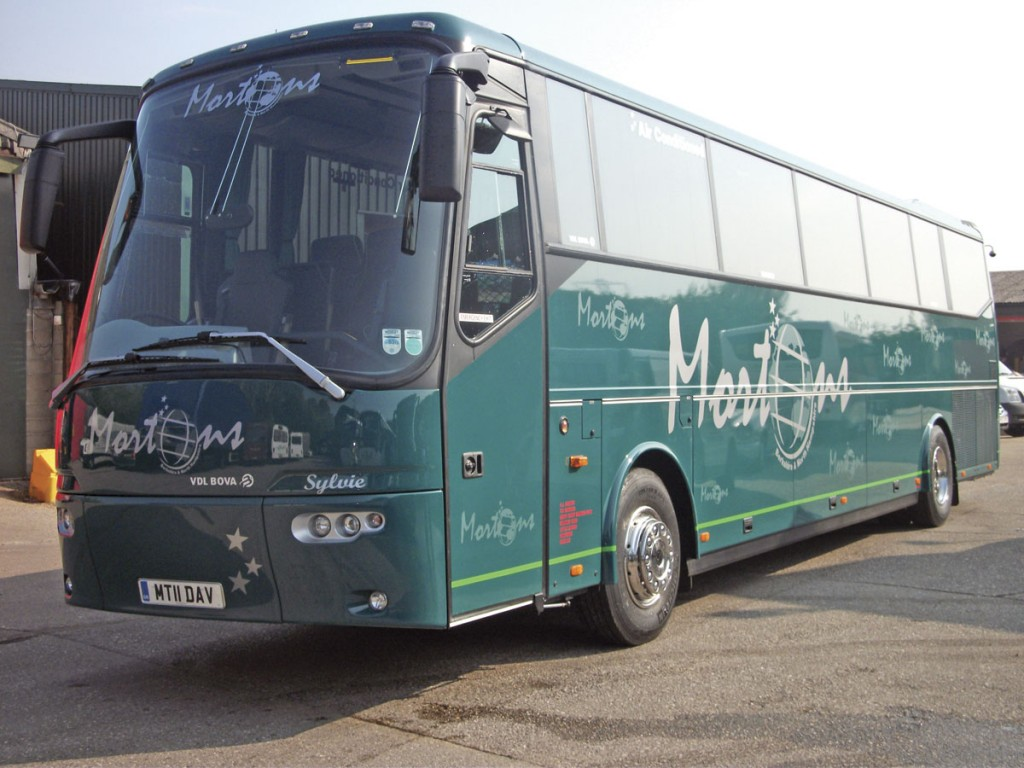 Mortons first specified E-Leather for a pair of VDL Futura Classics in 2011