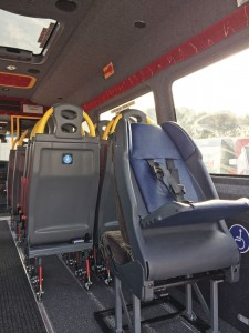 NMI's new Sit Safe child seat stowed and deployed - pic2