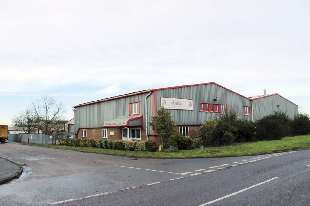 The 17,000sq ft Abacus premises in Ramsey were designed by Frank Riola who also project managed the build