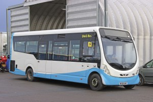 The acquired Streetlites will be the first to join the D&G Bus fleet