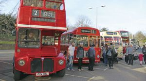Norwich Classic Bus Day