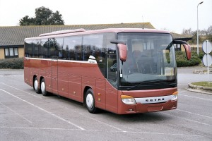Flashback ten years to the first Setra ComfortClass S416GT-HD B&CB tested