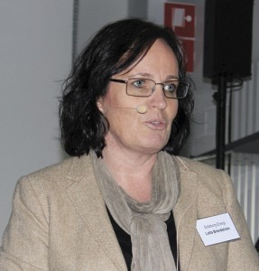 Lotta Brandstrom, CEO of Goteborg Energi