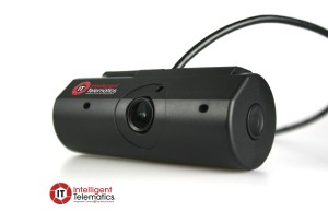 The IT1000 3G vehicle camera is combined with ADT's Riskmapp tracking system